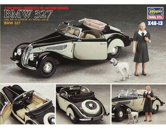 HASEGAWA 36013 BMW 327 1:48 KIT Modellino