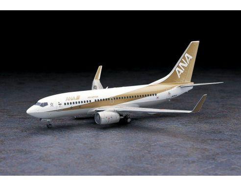 Hasegawa 10735 ANA ALL NIPPON AIRWAYS BOEING 737-700 KIT Aerei 1:200 Modellino