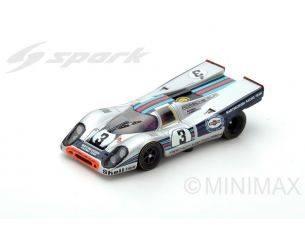 Spark Model S43SE71 PORSCHE 917 N.3 WINNER 12 H SEBRING 1971 V.ELFORD-G.LARROUSSE 1:43 Modellino