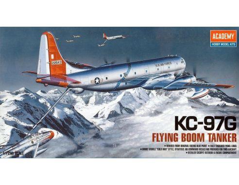 ACADEMY 1605 KC-97G FLYING BOOM TANKER 1:72 Kit Modellino