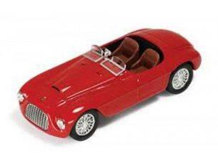 Ixo model FER047 FERRARI 166MM RED 1948 1/43 Modellino