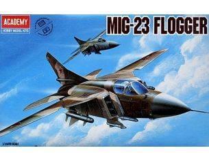ACADEMY 4440 MIG-23 FLOGGER 1:144 Kit Modellino