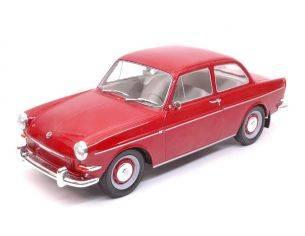 Mac Due MCG18090 VW 1500 S (TIPO 3) DARK RED 1:18 Modellino