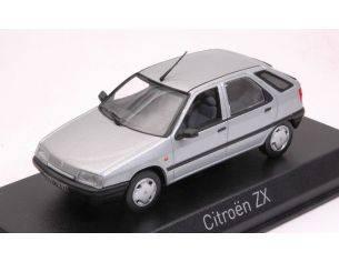 Norev NV154103 CITROEN ZX 1991 SILVER 1:43 Modellino