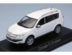 Norev NV155654 CITROEN C-CROSSER 2007 WHITE 1:43 Modellino