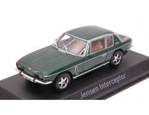 Norev NV270250 JENSEN INTERCEPTOR 1976 GREEN 1:43 Modellino