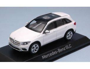 Norev NV351337 MERCEDES GLC 2015 WHITE 1:43 Modellino