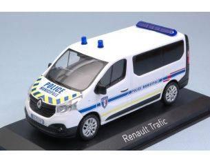 Norev NV518025 RENAULT TRAFIC 2014 POLICE MUNICIPALE 1:43 Modellino