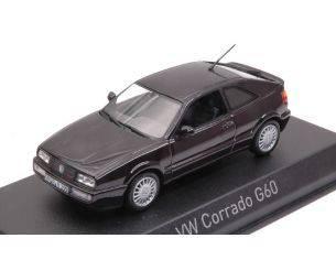 Norev NV840094 VOLKSWAGEN CORRADO G60 1990 DARK MET.BURGUNDY 1:43 Modellino
