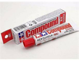 TAMIYA 87068 POLISH COMPOUND 22ml Modellismo