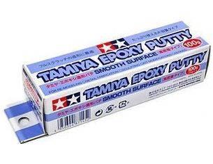 TAMIYA 87145 EPOXY PUTTY SMOOTH SURFACE 100gr Modellismo