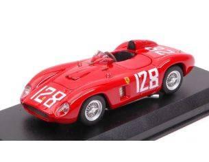 Art Model AM0380 FERRARI 500 TR N.128 WINNER BRYNFAN TYDDYN ROAD RACES 1956 C.SHELBY 1:43 Modellino