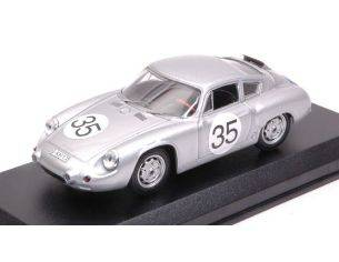 Best Model BT9693 PORSCHE 356B ABARTH N.35 10th (WINN.CLASS) LM 1960 H.LINGE-H.WALTER 1:43 Modellino