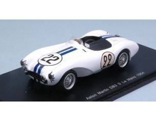 Spark Model S2437 ASTON MARTIN DB3 S N.22 DNF LM 1954 C.SHELBY-P.FRERE 1:43 Modellino