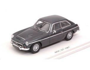 Spark Model S4144 MGC GT 1967 BLACK 1:43 Modellino