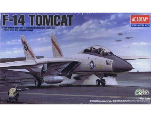 ACADEMY 1634 F-14 TOMCAT 1:100 Kit Modellino