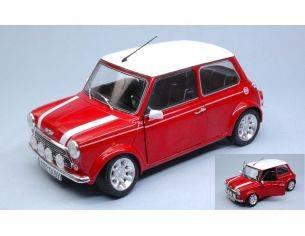 Solido SL1800602 MINI COOPER SPORT 1997 RED 1:18 Modellino
