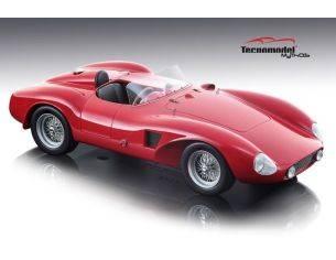Tecnomodel TMD1854A FERRARI 625 LM 1956 RED PRESS VERSION 1:18 Modellino