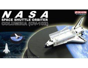 Dragon 55532 NASA COLUMBIA OV-102 1:400 KIT Modellino