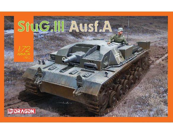 Dragon D7557 STUG.III AUSF.A  KIT 1:72 Modellino