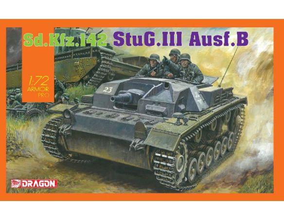 Dragon D7559 STUG.III AUSF.B  KIT 1:72 Modellino