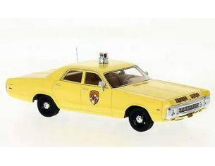 Neo Scale Models NEO46728 DODGE POLARA 1972 MARYLAND STATE POLICE 1:43 Modellino