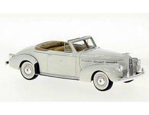 Neo Scale Models NEO47170 LASALLE SERIE 50 CONVERTIBLE COUPE' LIGHT GREY 1:43 Modellino