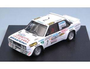 Trofeu TF1422 FIAT 131 ABARTH 3rd CODASUR ARGENTINA 1980 REUTEMANN-PERISSUTTI 1:43 Modellino