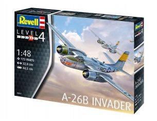 Revell RV03921 A-26B INVADER KIT 1:48 Modellino