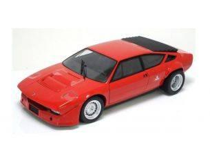 Kyosho 8442R Morris Mini Minors Rossa 1:18 Modellino