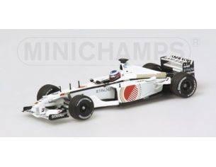 Minichamps PM400010009 BAR HONDA O.PANIS 2001 1:43 Modellino