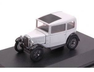 Oxford OXF43ASS006 AUSTIN SEVEN RN SALOON LIGHT GREY 1:43 Modellino