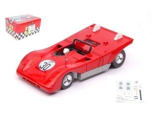 Solido SL4604 FERRARI 312 PB N.30 WINNER 1000 KM B.AIRES 1972 PETERSON-SCHENKEN 1:43 Modellino
