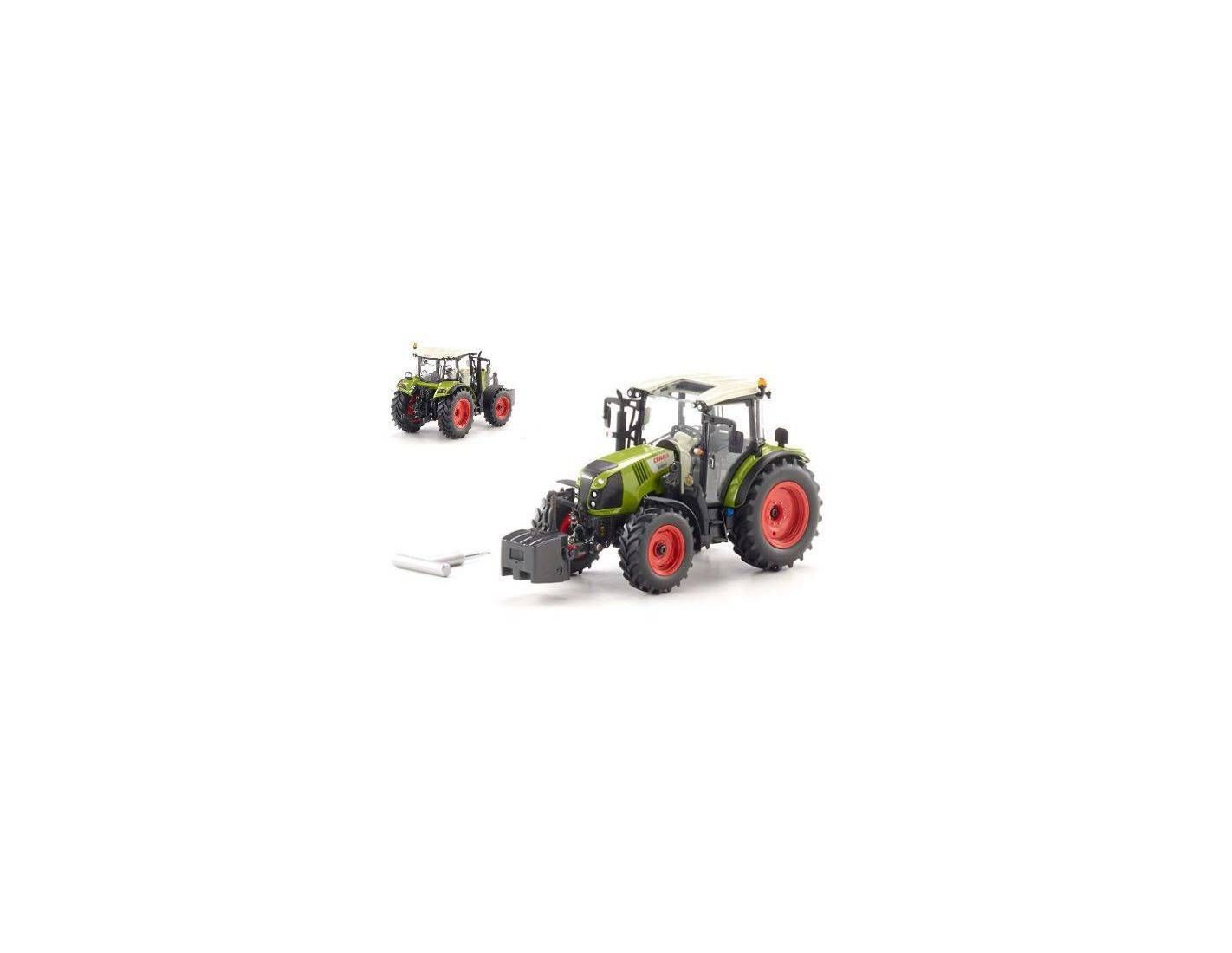 wiking wk7811 trattore claas arion 420 1 32 modellino