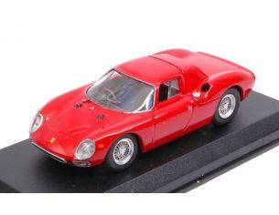 Best Model BT9008-2 FERRARI 250 LM 1964 RED 1:43 Modellino