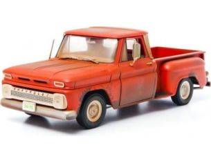 Greenlight 12863 CHEVROLET BELLAS CHEVY  1965 C10 PICKUP TWILIGHT  1:18 Modellino