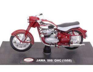 Abrex ABM012 JAWA 500 OHC 1956 AMARANT 1:18 Modellino