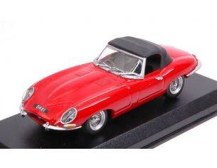 Best Model BT9696 JAGUAR E TYPE SPYDER ELTON JOHN PERSONAL CAR 1:43 Modellino