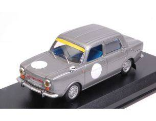 Best Model BT9697 SIMCA 1150 ABARTH RALLY 1963 1:43 Modellino