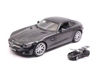 Maisto MI36204BK MERCEDES AMG GT 2014 BLACK 1:18 Modellino