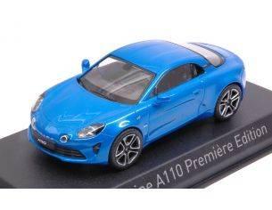 Norev NV517856 ALPINE A110 PREMIERE EDITION 2017 BLUE 1:43 Modellino