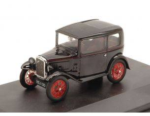Oxford OXFASS005 AUSTIN SEVEN 1922 SLOON BLACK 1:43 Modellino