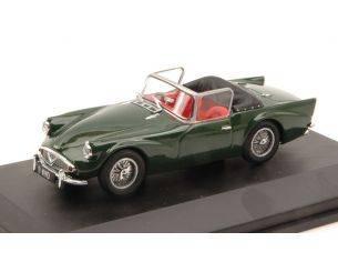 Oxford OXFDSP004 DAIMLER SP250 OPEN 1959 RACING GREEN 1:43 Modellino