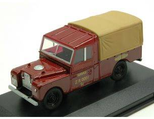 Oxford OXFLAN1109009 LAND ROVER SERIES 1 109 BRITISH RAILWAYS 1:43 Modellino