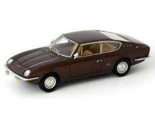 Autocult ATC05005 VIGNALE 125 SAMANTHA 1967 DARK BROWN 1:43 Modellino