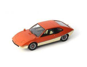 Autocult ATC06012 PORSCHE 914 HEULIEZ MURENE 1970 ORANGE/CREAM 1:43 Modellino