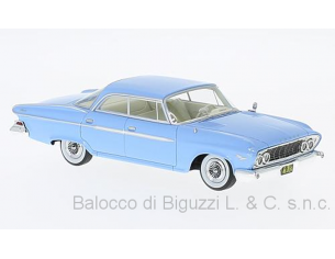 Neo Scale Models NEO46826 DODGE DART PHOENIX 1961 LIGHT BLUE 1:43 Modellino