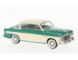 Neo Scale Models NEO45112 FIAT 1900 B GRAN LUCE COUPE 1957 BEIGE/GREEN 1:43 Modellino
