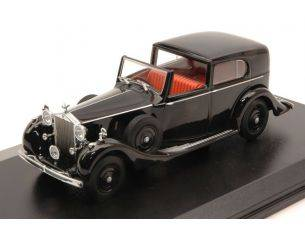 Oxford OXF43RRP3001 ROLLS ROYCE PHANTOM III 1936 SEDANCA DE VILLE H.J.MULLINER BLACK 1:43 Modellino