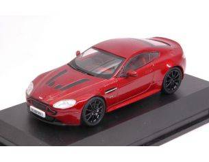 Oxford OXFAMVT001 ASTON MARTIN V12 VANTAGE S VOLCANO RED 1:43 Modellino